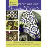 预订 Penny Haren's Pieced Appliqué Weekend Projects: A Dozen