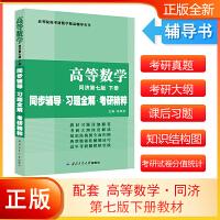 高等数学(同济第七版·下册)同步辅导·习题全解·考研真题