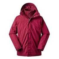 Marmot/土拨鼠秋冬户外服装三合一抓绒冲锋衣