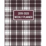 预订 2019 2020 Weekly Planner: Simple 18-Month Planning Journ