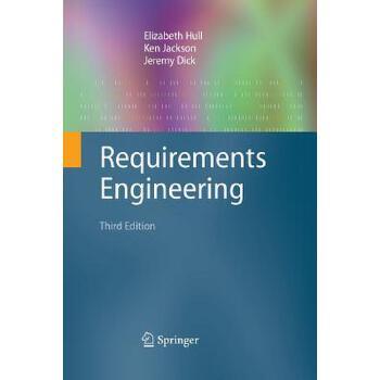 【预订】Requirements Engineering 预订商品,需要1-3个月发货,非质量问题不接受退换货。