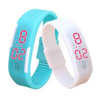 【支持礼品卡】LED时尚潮流防水腕表 学生儿童手环手表电子手表
