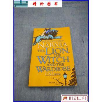 【二手9成新】The Lion, the Witch and the Wardrobe[纳尼亚传奇