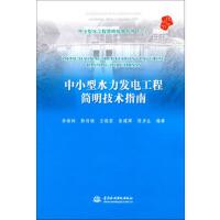 中小型水工程简明技术丛书(二)中小型水利发电工程简明技术指南