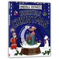 可怕的历史特别版 圣诞节特辑 Horrible Histories Horrible Christmas 全彩版儿童知