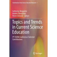 预订 Topics and Trends in Current Science Education: 9th Eser