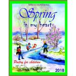 预订 Spring in My Heart: Poetry for Children [ISBN:9781790651