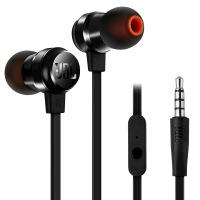 JBL T280A中低音耳机 入耳式 监听耳机 带麦 hifi 音乐耳机 入耳式耳机 入耳式重低音耳塞 苹果 小米 华