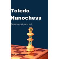 预订 Toledo Nanochess: The Commented Source Code [ISBN:978130