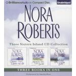 【预订】Nora Roberts Three Sisters Island CD Collection: Dance