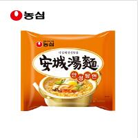 韩国进口食品 农心 安城汤面 125g袋