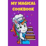 预订 My Magical Cookbook: A5 Journal 60 Page Lined Insert For