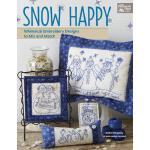 预订 Snow Happy: Whimsical Embroidery Designs to Mix and Matc