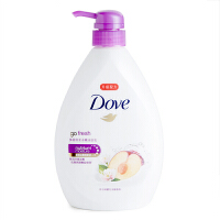 港版多芬(Dove)沐浴露李子樱花沐浴露1000ml 4525/0441