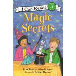Magic Secrets I can read L3 儿童绘本分级读物 英文原版 绘本