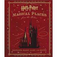 英文原版 哈利波特 Harry Potter: Magical Places from the Films: Hogw