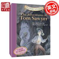 【中商原版】汤姆索亚历险记 英文原版小说英文版 Classic Starts:The Adventures of Tom