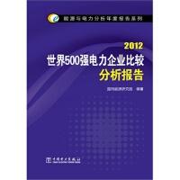 能源与电力分析年度报告系列 2012世界500强电力企业比较分析报告
