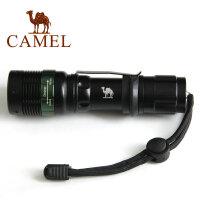 CAMEL 骆驼 户外手电筒 探险越野登山照明 防水 强光 充电2SA6815