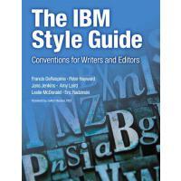 【预订】The IBM Style Guide: Conventions for Writers and Editor
