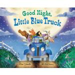 预订 Good Night, Little Blue Truck [ISBN:9781328852137]