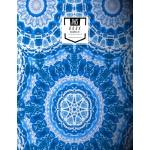 预订 Guitar Tab Notebook: Tie Dyed Blues - Blank Guitar Tabla