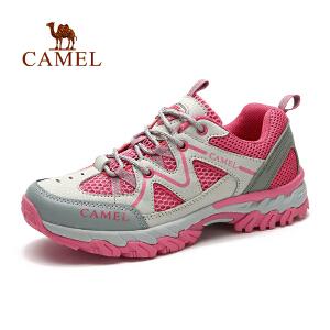 CAMEL骆驼户外徒步鞋 春夏新款女款日常运动透气耐磨徒步鞋