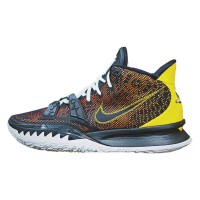 Nike耐克Kyrie7Raygun欧文7外星人黑黄缓震耐磨篮球鞋CQ9327-003