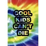预订 Cool Kids Can't Die: Notebook Journal Composition Blank