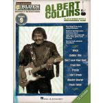 【预订】Albert Collins: Blues Play-Along Volume 9