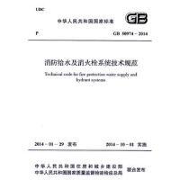 【二手旧书9成新】消防给水及消火栓系统技术规范-本社-9158024229806 人民文学出版社