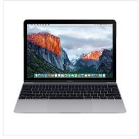 Apple 苹果 MacBook MLH72CH/A 12英寸 深空灰 笔记本电脑 - 双核 Intel Core m