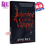 【中商原版】英文原版 Interview with the Vampire夜访吸血鬼
