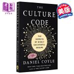 【中商原版】文化密码:成功团队的秘密 英文原版 Culture Code the Exp Daniel Coyle P