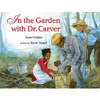 【预订】In the Garden with Dr. Carver