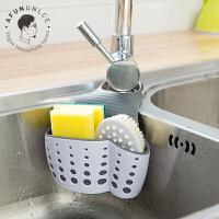 厨房水槽沥水袋收纳挂篮挂袋居家水龙头海绵洗碗擦沥水篮吊篮