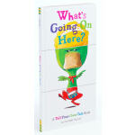预订 What's Going on Here?: A Tell-Your-Own-Tale Book [ISBN:9