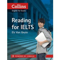 Reading for IELTS (Collins English for Exams) 柯林斯雅思阅读【英文原版