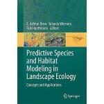 【预订】Predictive Species and Habitat Modeling in Landscape Ec