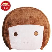 春笑 暖手鼠标垫 USB保暖暖手宝 电热鼠标垫 豆豆男孩 T2105
