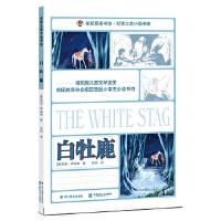 白牡鹿--花狐狸童书馆 (美)凯特萨瑞蒂 9787541073502