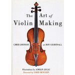 预订 Art of Violin Making [ISBN:9780709058762]