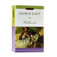 米德尔马契 英文原版 经典文学 Middlemarch 乔治艾略特