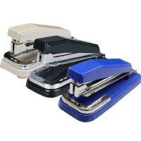 得力订书机0414 办公订书器 机头可转 12号针 订25张