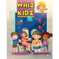 预订 Whiz Kidz Overcome Obesity [ISBN:9781792852909]