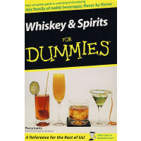 威士忌与酒精指南Whiskey & Spirits For Dummies