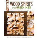 预订 Wood Spirits and Green Men: A Design Sourcebook for Wood