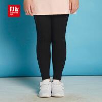 JJLKIDS季季乐童装儿童毛线打底裤秋季新款纯色打底裤GQK61042