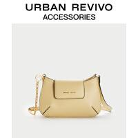 URBAN REVIVO2021春夏新品女士配件时髦两用包包AW12TB4N2003