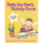 预订 Betty the Bee's Activity Book [ISBN:9780473263652]